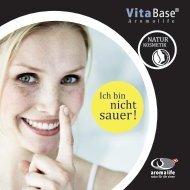 Basische Körperpflege – VitaBase von Aromalife