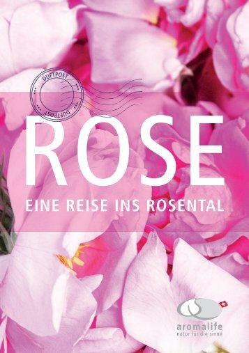 ROSE - Eine Reise ins Rosental