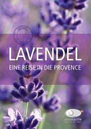 LAVENDEL – Eine Reise in die Provence