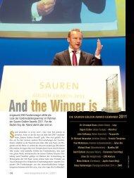 FONDS professionell - Sauren