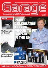 Garage Magazine Issue 262
