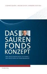 """""""Erfolge"""" von Mischfondsmanagern beim Markt-timing - Sauren"""
