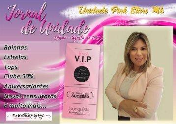 JORNAL DE UNIDADE - PINK STARS MK 082017