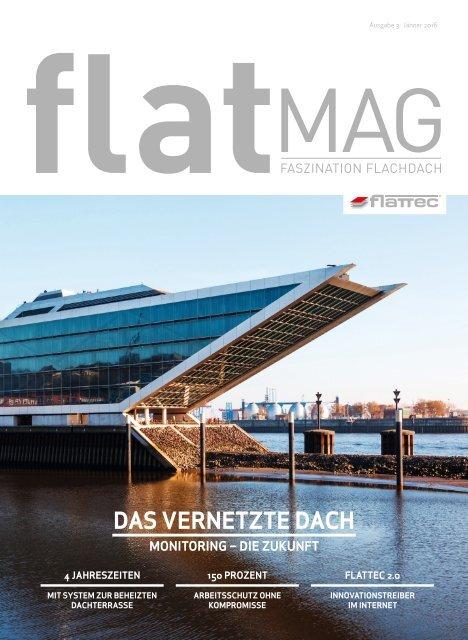 FLATMAG Faszination Flachdach (Ausgabe 3)
