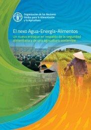 FAO, 2014 - El nexo Agua-Energía-Alimentos