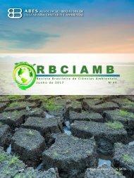 Edição 44 RBCIAMB