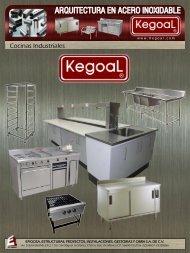 Catalogo EPIGOSA Cocinas
