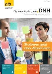Die Neue Hochschule Heft 4/2017