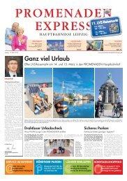 11. LVZ-Reisemarkt März 2014 | Ein LVZ-Extra