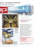 your partner for rolling stock - Sapi Sandstrahl und Anlagenbau GmbH - Seite 3