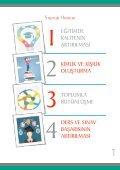 Eğitimde Kaliteyi Artırma Çalıştayı - Page 5