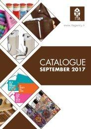 Catalogue ITA September 2017