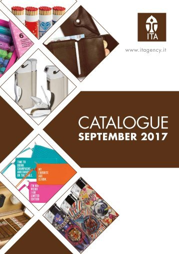 Catalogue ITA September 2017