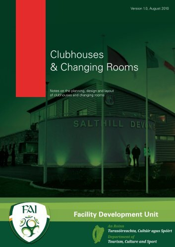 Clubhouses & Changing Rooms - FAI
