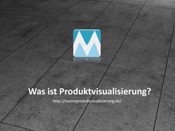 Was ist Produktvisualisierung ?