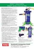 RADEXTM Active Charcoal-Filter - Sapi Sandstrahl und Anlagenbau ... - Seite 2