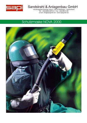 Backup_of_Strahlmaske Nova 2000 - Sapi Sandstrahl und ...