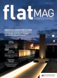 FLATMAG Faszination Flachdach (Ausgabe 5)