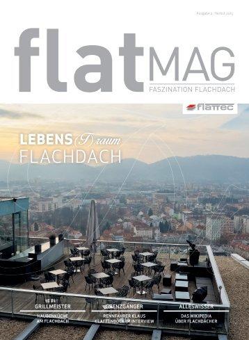FLATMAG Faszination Flachdach (Ausgabe 2)