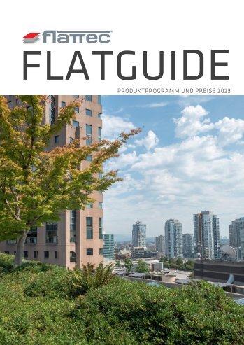 flatguide - Das Produktprogramm 2018