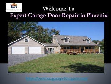 Garage Door installation Phoenix