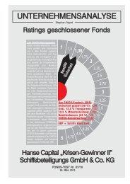 Check-Analyse - HC-Gruppe
