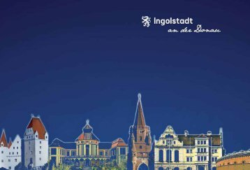 Ingolstadt Informationsbroschüre