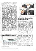 SHEworks! #Frauen #Wirtschaft #Karriere : Aufstieg oder Endstation - Frauen auf der Karriereleiter - Page 5