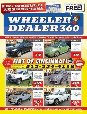 Wheeler Dealer Issue 32, 2017
