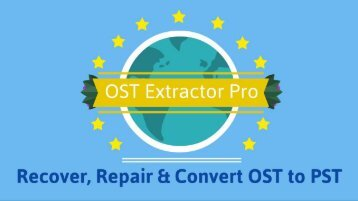 OST to PST Converter for Outlook 2016, Outlook 2013, Outlook 2010 and All Version