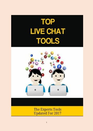 12 Top Live Chat Tools