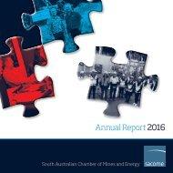 SACOME Annual Report 2015-16