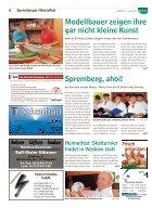 Regional Spezial – Spremberger Heimatfest vom 11. bis 13. August - Seite 6