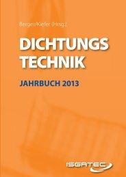 JAHRBUCH 2013 - ISGATEC GmbH