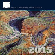 SACOME Annual Report 2014-15