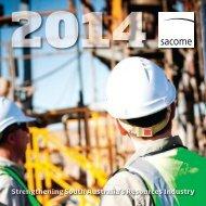 SACOME Annual Report 2013-14