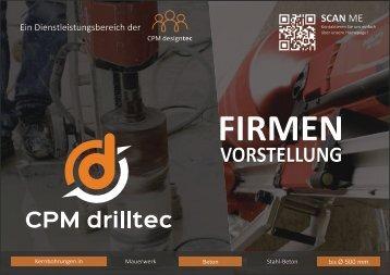 Firmenvorstellung CPM drilltec