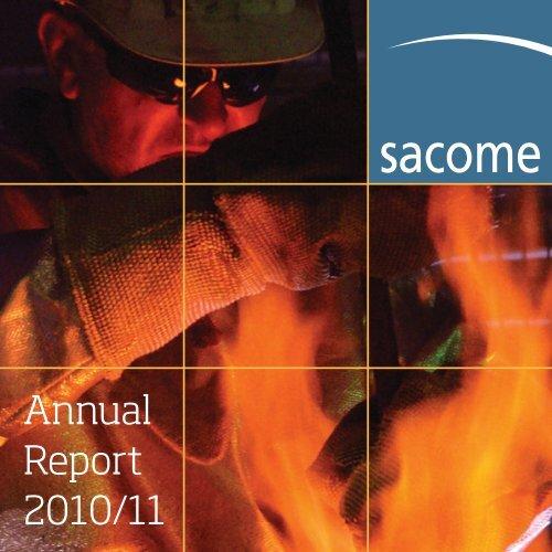 SACOME Annual Report 2010-11
