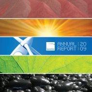 SACOME Annual Report 2008-09