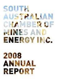 SACOME Annual Report 2007-08