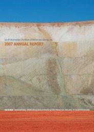 SACOME Annual Report 2006-07