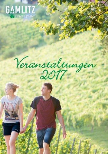 VERANSTALTUNGSKALENDER 2017 pdf