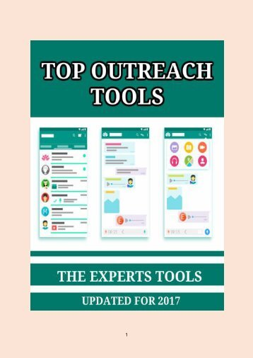 11 Top Outreach Tools