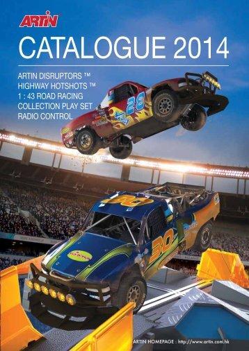 2014 catalogue Output 2s