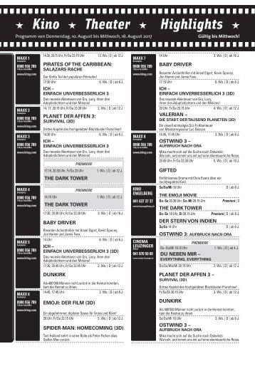 Kino KW32 / 10.08.17