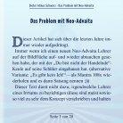 Das Problem mit Neo-Advaita - Seite 3