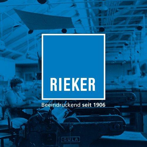 hohe Qualitätsgarantie begehrteste Mode modisches und attraktives Paket Rieker – Beeindruckend seit 1906