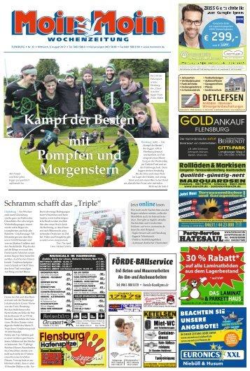 MoinMoin Flensburg 32 2017
