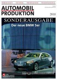 Von A bis Z: Wer liefert was? - Automobil Produktion