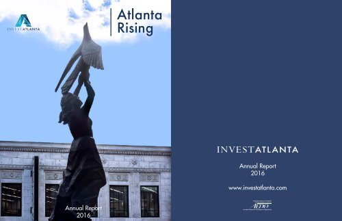 2016 Invest Atlanta Annual Report